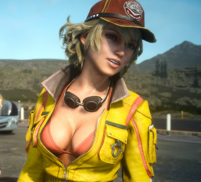 Might as well turn this into a Cindy theme now, so prepare for more.. image