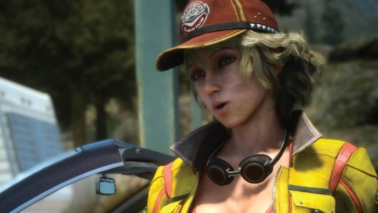 Should I get her cap? image