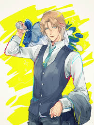 *Enny was excited that the family always included him in their celebrations. He had gone to the ball