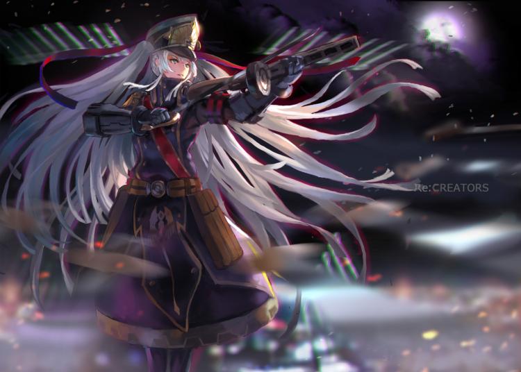 And back to Military Uniform Princess. image