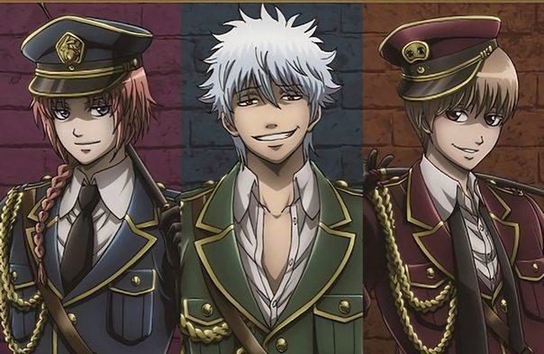*Three world class sadist on temporary duty at Nanba Prision.* @shiroyassha @sadistprince 13423030_1