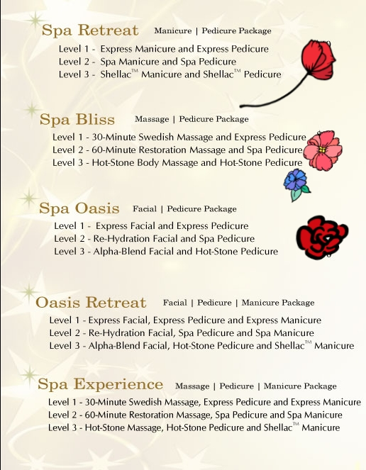 Adding specific details on the Valentine's Spa Packages! 20180204_14494120180204_144036