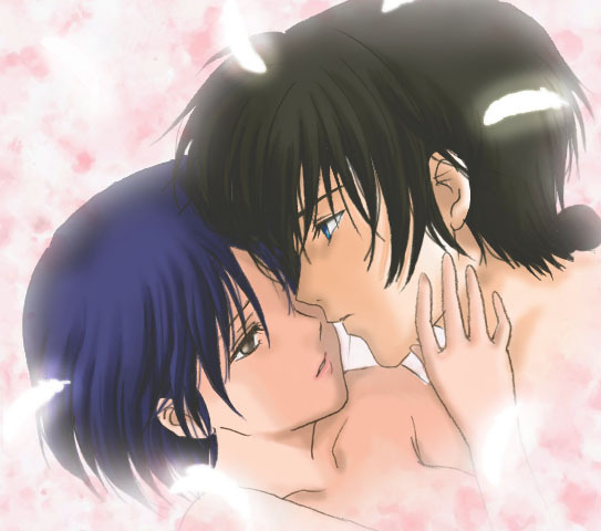 *Ranma and Akane went straight to the spa to enjoy the amazing valentine's spa package. They j