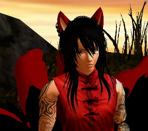 *Zerzes' imvu avatar look* ranmaru