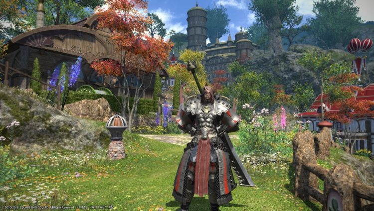 Alright in my Time away I've been exploring the huge and vast world of Eorzea. And through a s