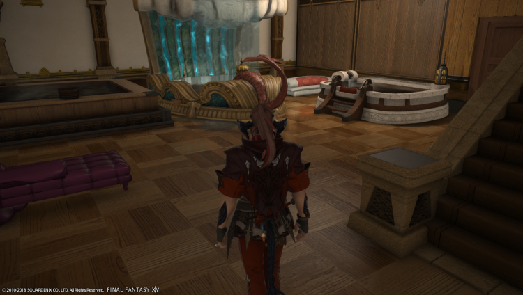 This is the Guild House for the Guild I create and manage inside Eorzea ffxiv_06262018_214055ffxiv_0