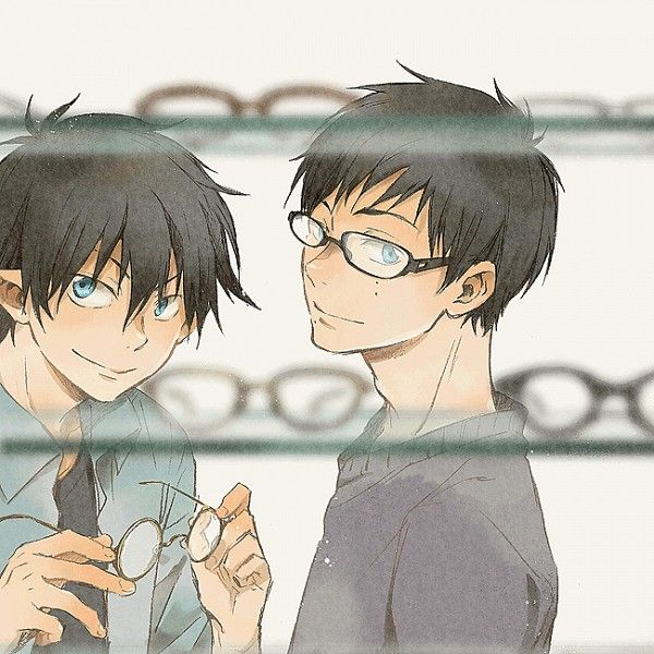 *Stops in to get more glasses since his brothers had a habit of taking them . He had no idea why.* 1