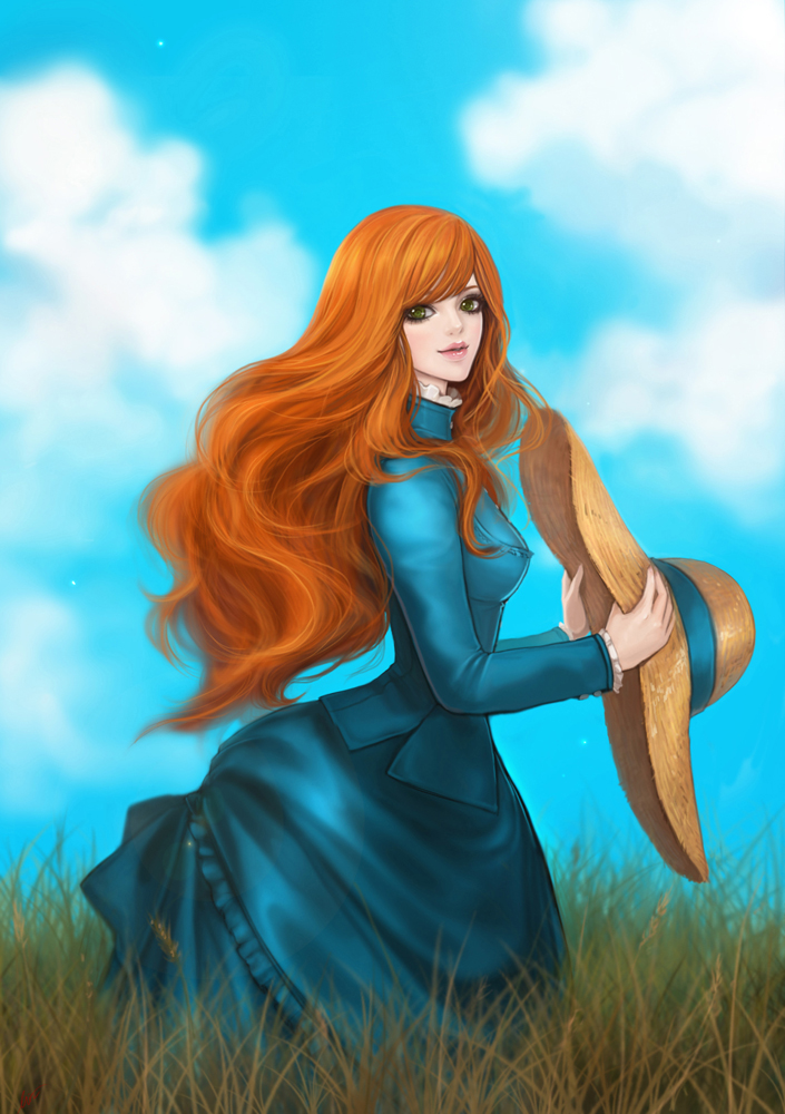 *She had accompanied Lady Helena to the orphanage for a while until Helena told her she could take a