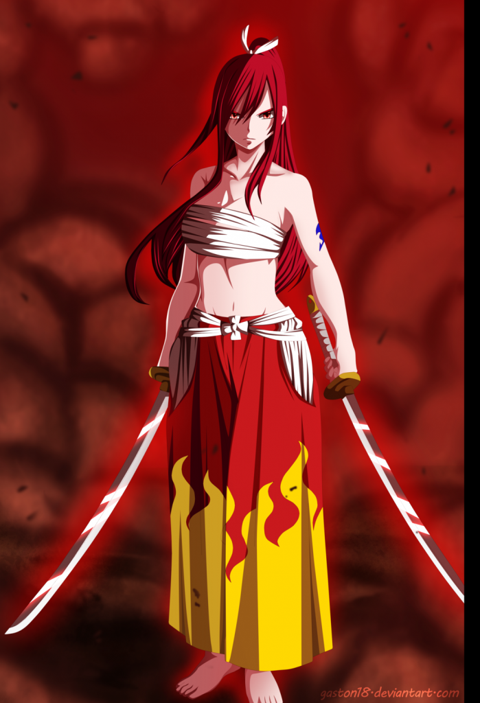~she would be out in the dark training with her requip magic and her sword skills~ I won't let any