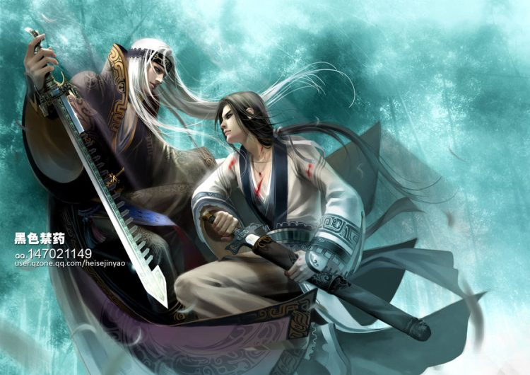 *Battle of Arios and Yomi* man_2_by_heise-d5ckrs7