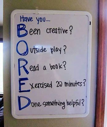 """//Here's a great one for those who only know how to write """"I'm Bored"""". 1_3tq"""