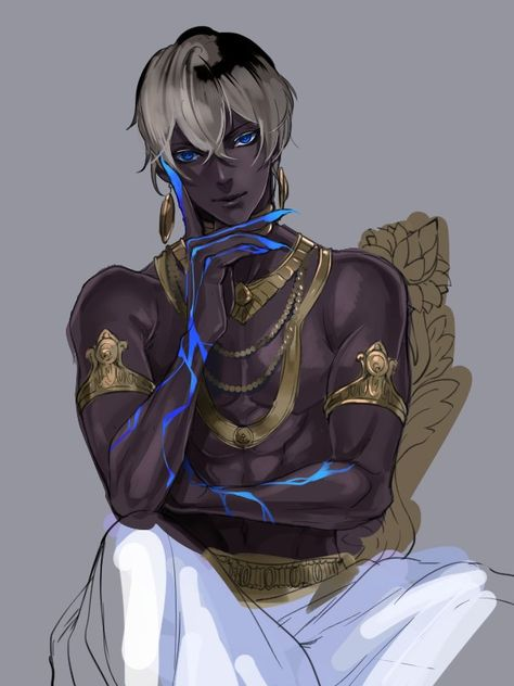 *Kogi's pleas would not fall on deaf ears. Unbeknownst to Kogi. Thoth-sama was attentively lis