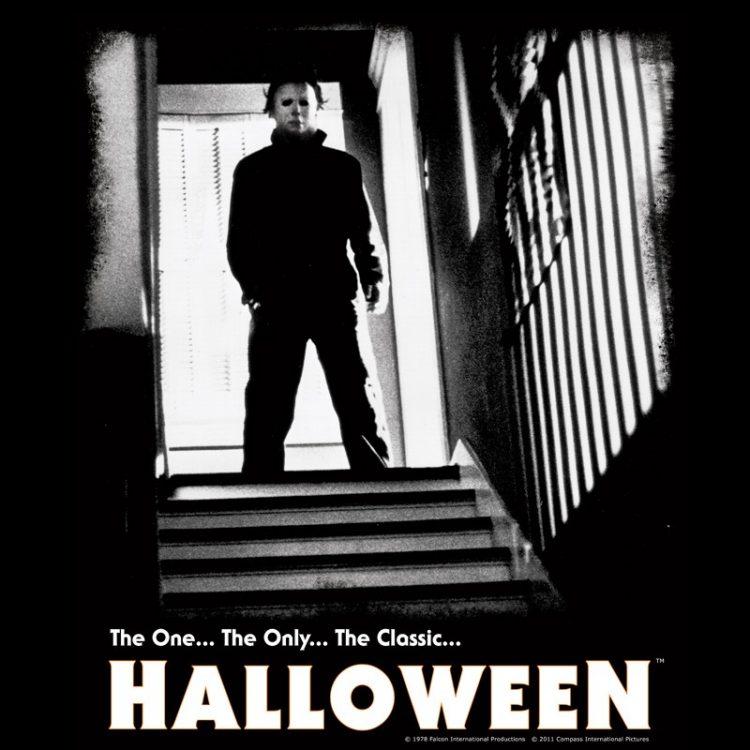 halloween-michael-myers-stairs-w-logo-tee