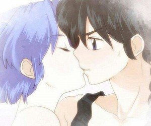 *She hugs him tightly* Oh Ranma! I missed you! superthumb