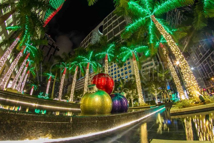 *Making sure the resort is decorated for Christmas time.* MCL-81-1024×683