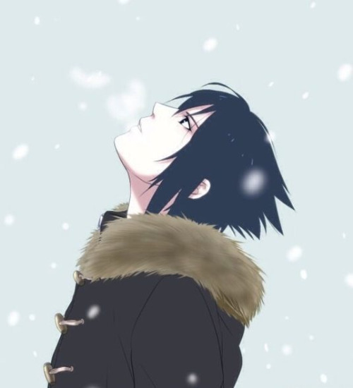 guess it's winter time better get ready anime-anime-boy-cold-cool-Favim.com-2750433