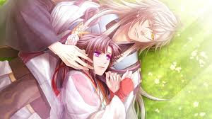 *He felt that his grandmother Helena touched his face. He hugged her and would drop back on the grou