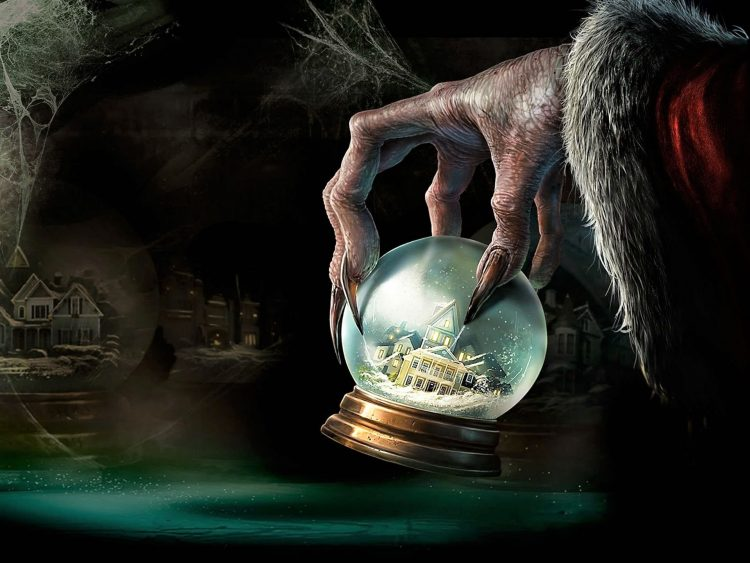*While most demons had free reign during Samhain. Krampus and his trolls had free reign during the e