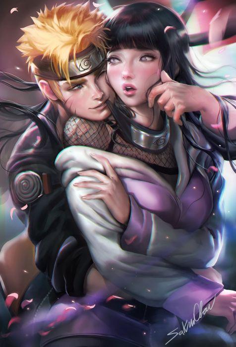 @narutokyuubishadowlightuzumakii @hinatashybyakuganshadowlightuzumakii *Master Naruto and Lady Hinat