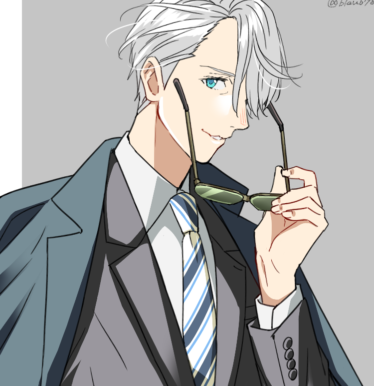 A ballroom? Oh, I was lucky I had a good dress on… *Viktor walks into the ballroom, skirming a