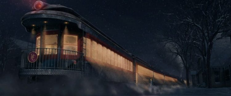 *the train from the outside* Film8139