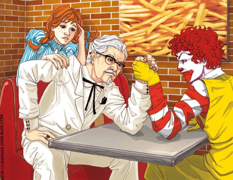 *The owners that are competing for your attention*fast_food_battle_by_lottechar-d36okfo