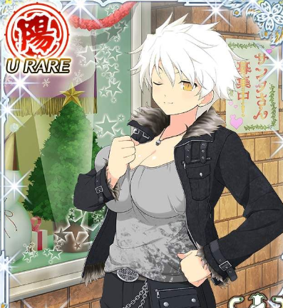 *Ginko returns to the mall to do some more shopping since the day was fast approaching.* Oy geez the