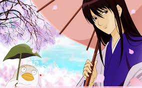 @shogunehou *Navigating the hypnotic lane filled with beautiful Sakura trees.* It's definitely