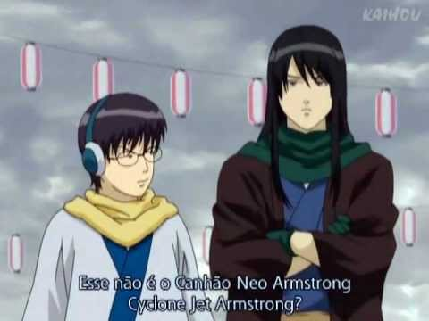 *Inspecting everyone else's work.* Classic! It's the Neo Armstrong Cyclone Jet Armstrong