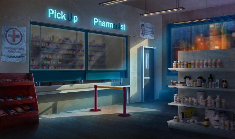 **TWCF's General Infirmary on site pharmacy.**1eb453f7dc3ea9ff151cc9c3e0ab0288