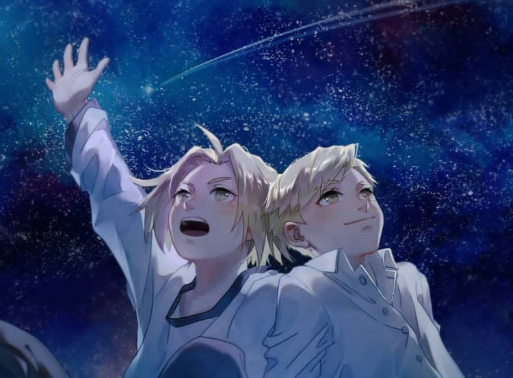 @alchemistbrothers *Ed and Al stopped by the Planetarium for a visit. The view was amazing, they fel