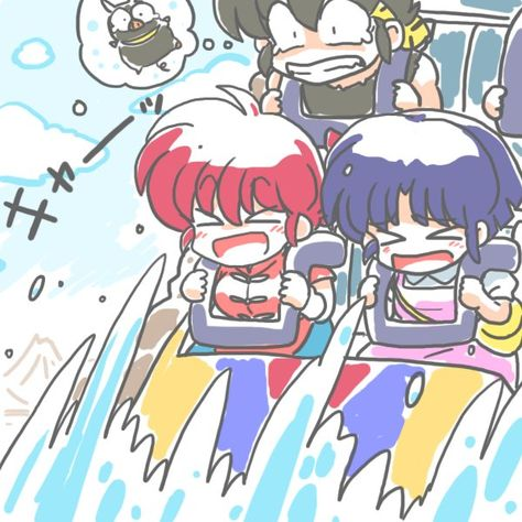 @fierysugardemon @goodfangsatoakuma *Yelling after they were on the ride* YOU DIDN'T SAY THERE
