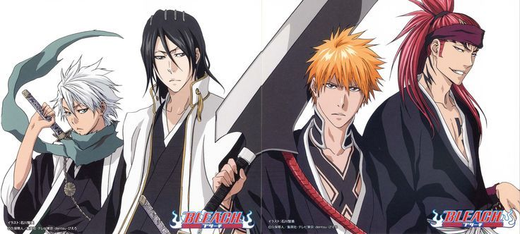 // New RP// @redpineappleshinigami @princeofsilence @tetsu-shiro *First Kyo-Ichigo and Tetsu-Shiro w