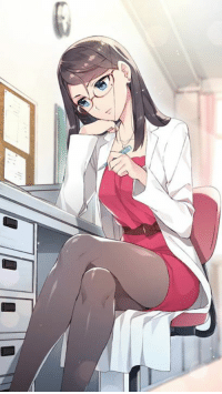 *Sitting at her desk prescribing the right medications to her regular patients.*thumb_random-megane-