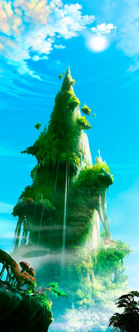 Skytree is one of the tallest trees to climb in the Skyrie Universe. The league uses it as a test of