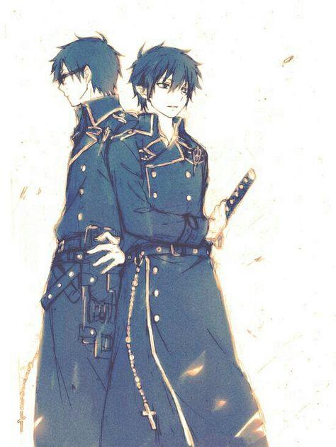 @azureflamesoul 8ed66f47ff3c0945a946db2fbc27b462–blue-exorcist-yukio-exorcist-anime