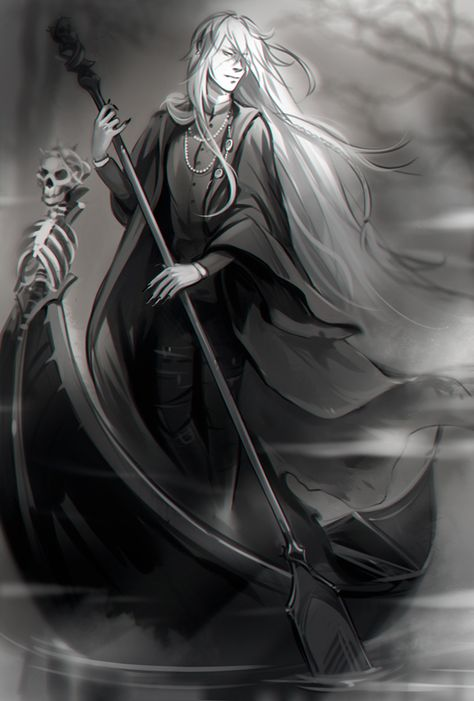 *Takes on his rare Shinigami form to assist in protecting the gateways of Hades* a4dc8e8273c1eaf4e84