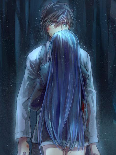 @skybluedemonflame e6f17c53e0573752fe5964b4e0ba853d–metal-anime-couples