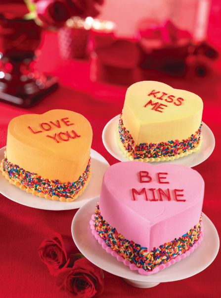 *SugarSweet Bakery becomes busy during this day as couples and families celebrate Valentine's