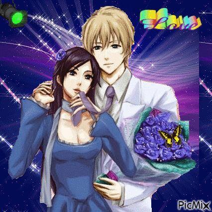 *Enjoying Valentine's Day at the ballroom with his wife Saya.* @sayamaebellef8ab99f66cb19a6b7b