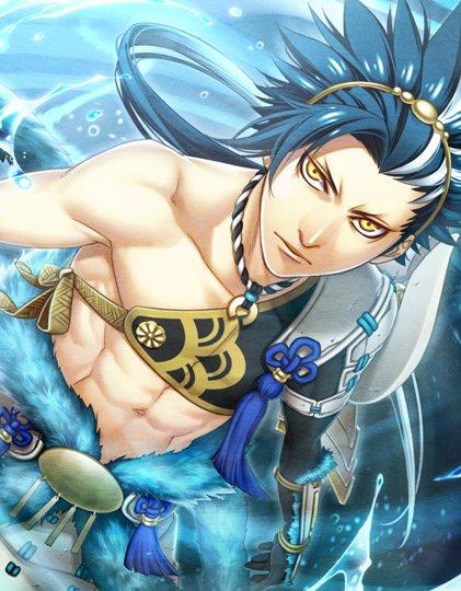 Name: Takeru Alignak Totsuka Nickname: Take-Take, Rampaging God and Thoth sama calls him Failure. Bi