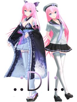 @leviachan *Myuu and daughter LunaLeviachan* 7f1d5635dbfa46f74c6f2b3fb14159b9–manga