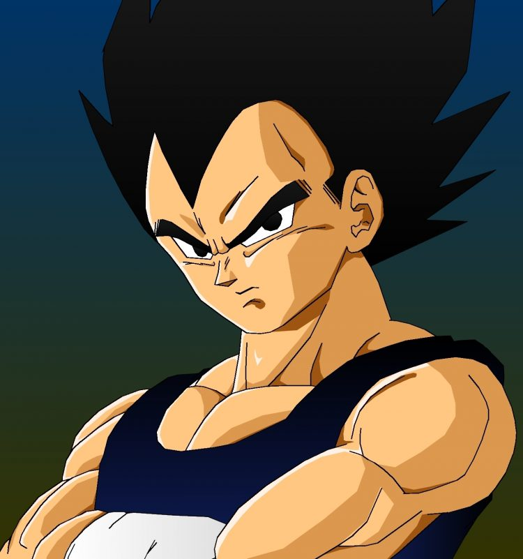 *Across the street of the hotel, Vegeta had been sent by Lord Beerus to make note of the arrivals th