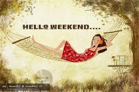 Yay!! Have a great weekend everyone! Weekend