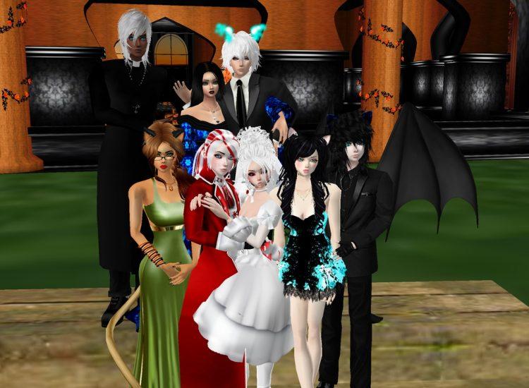 *Momo and Tetsu-Shiro's wedding* @sugargodthoth @shiroyassha @sweetsugardemon @leonezza @tetsu
