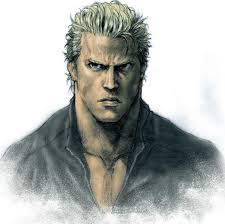 "*Raoh had no intention of staying at what was called a ""luxury"" hotel. He went to the il"