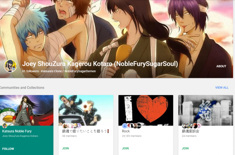 // I had some fun at google plus! Too bad they came to this decision. Boo! joeygoogleplus