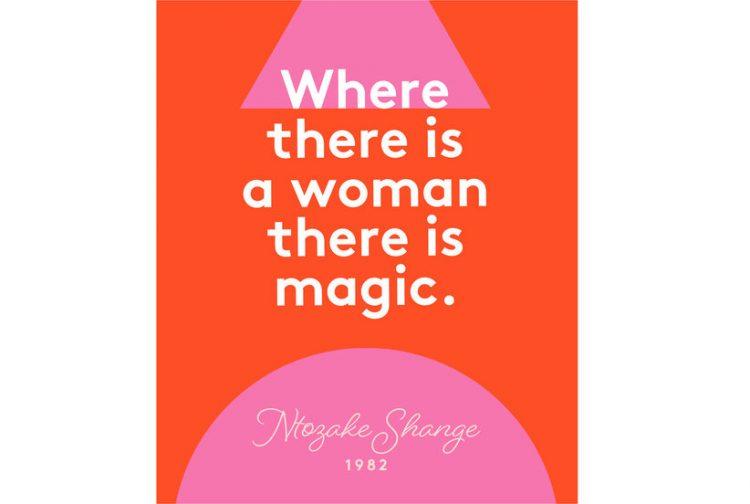 Everyday is Women's Day!! Embrace yourselves, beautiful women! Happy International Women&#8217