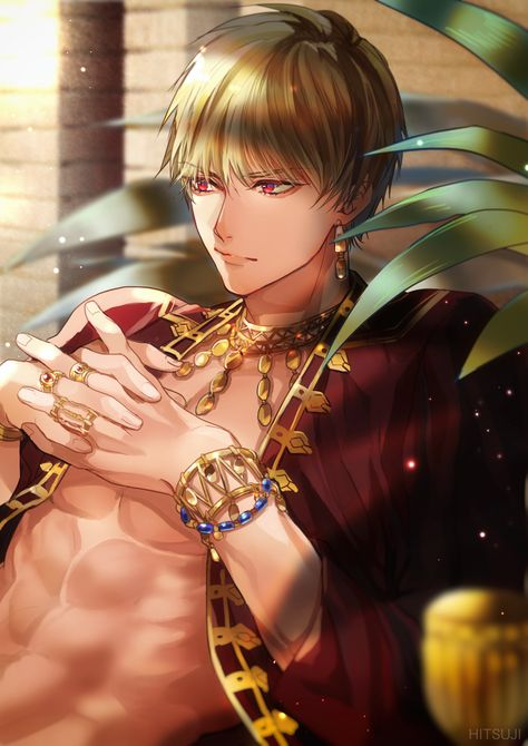 Hello my sexy people! *waves to the crowds and then Kintoki would watch with absolute pleasure as th