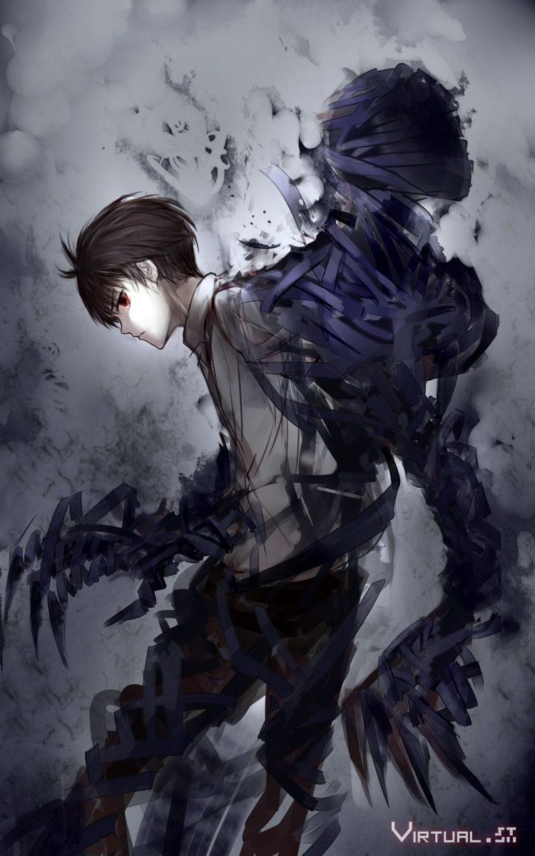 ….also highly recommended… Ajin: Demi-Human is a Japanese manga series written and illus